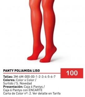 MEDIA PANTY 100, PARES